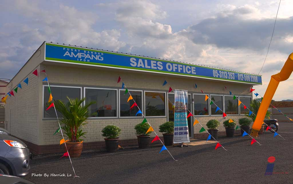 Ampang Center Point Sale Office